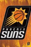 Phoenix Suns Logo NBA Sports Poster Posters