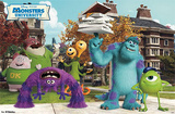 Monsters University - Oozma Kappa Movie Poster Posters
