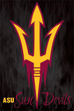 Arizona State University Sun Devils NCAA Sports Poster Prints
