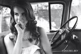 Lana Del Rey Music Poster Foto