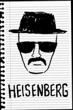 Heisenberg Television Poster Photo