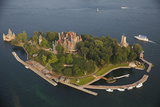 Boldt Castle On Heart Island in the Thousand Islands Photographic Print by Will Van Overbeek