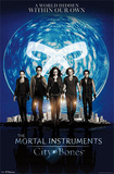 The Mortal Instruments City of Bones - Group Movie Poster Posters