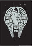 The Fastest Falcon in the Universe Snorg Tees Poster Posters