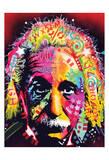 Hey Einstein Affiches par Dean Russo