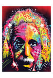Hey Einstein Prints by Dean Russo