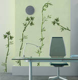 Bamboo Sticks Wall Decal Sticker Wall Decal