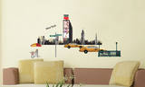 I love NY Wall Decal Sticker Wall Decal