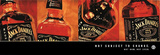 Jack Daniels Old No 7 Not Subject To Change Poster Posters
