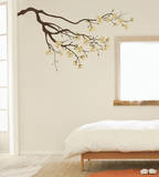 White Branches Wall Decal Sticker Wall Decal