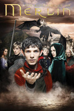 The Adventures of Merlin Television Poster Print