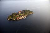 Singer Castle On Dark Island in Thousand Islands Photographic Print by Will Van Overbeek