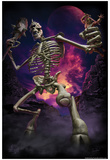 Cyclops Skeleton by Tom Wood Poster Photo