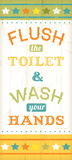 Flush and Wash Posters by Jennifer Pugh