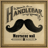Mustache Wax Prints by Cory Steffen