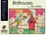 Birdhouses 1000 Piece Jigsaw Puzzle Jigsaw Puzzle
