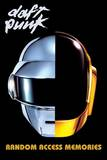 Daft Punk - Random Access Memories Music Poster Print Poster