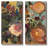 Rose Garden II Posters by Jennifer Harwood