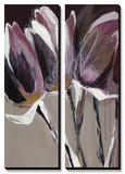 Aubergine Splendor I Prints by Angela Maritz