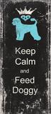 Feed Dog Prints by Jo Moulton