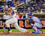 New York Mets David Wright 5 hits a single in the 7th inning 84th MLB All-Star Game July 16, 2013 Photo