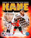 Patrick Kane 2013 NHL Conn Smythe Trophy Winner Portrait Plus Photo