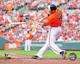 Chris Davis 2013 Action Photo