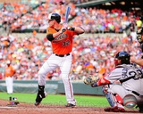 Matt Wieters 2013 Action Photo