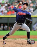 Ubaldo Jimenez 2013 Action Photo