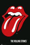 Rolling Stones - Lips Plakater