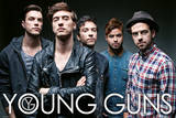 Young Guns - Band Poster
