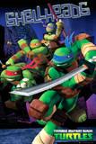 Teenage Mutant Ninja Turtles - Shell Heads Plakater
