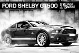 Ford Shelby - GT500 Supersnake Posters