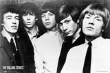 Rolling Stones - Group Prints