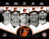 Baltimore Orioles 2013 Team Composite Photo