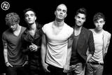 The Wanted - Black & White Posters