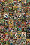 Marvel - Comic Covers - Reprodüksiyon