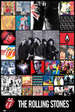 Rolling Stones - Discography Posters