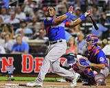 Yoenis Cespedes, Oakland Athletics takes a swing 2013 MLB All Star Home Run Derby July 15, 2013 Photo