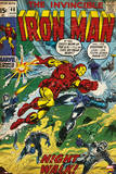 Marvel Iron Man Comic Posters