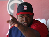 Anaheim, CA - July 07: David Ortiz Photographic Print