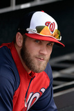 Washington, DC - July 01: Bryce Harper Photographic Print