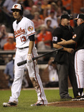 Baltimore, MD - June 27: Manny Machado Photographic Print