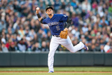 Denver, CO - May 4: Troy Tulowitzki Photographic Print