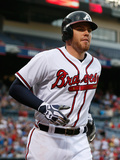 Atlanta, GA - May 30: Freddie Freeman Photographic Print