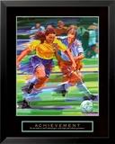 Achievement: Soccer Kunst af Bill Hall