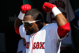 Boston, MA - June 29: David Ortiz Photographic Print
