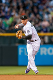 Denver, CO - June 7: Troy Tulowitzki Photographic Print