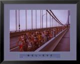 Believe: Marathon Runners Prints