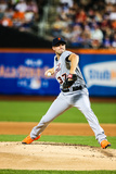 New York, NY - July 16: American League All-Star Max Scherzer Photographic Print